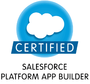 Salesforce training in noida best salesforce training institute in salesforce certified platform appbuilder fandeluxe Gallery