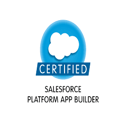 Salesforce Certified Platform AppBuilder