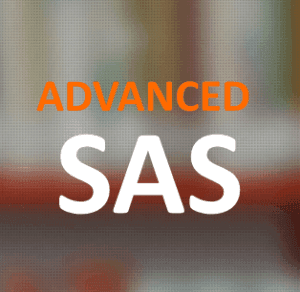Advanced SAS