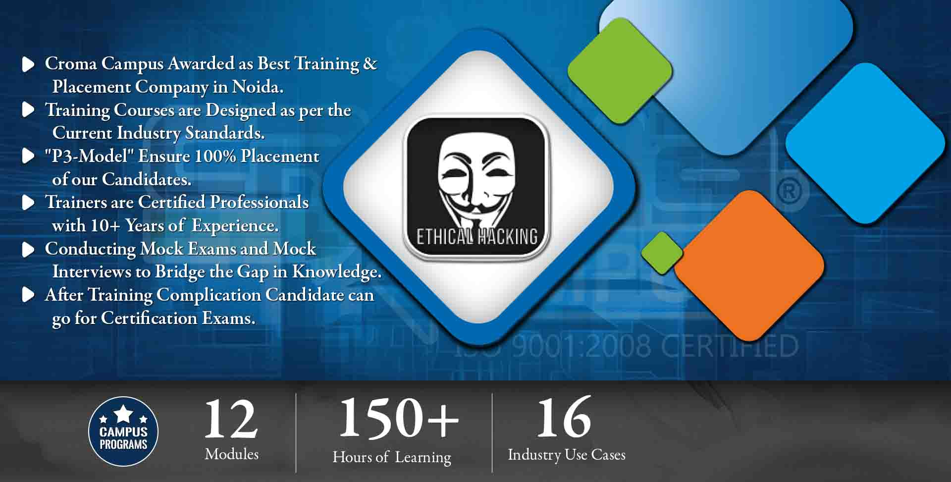 Ethical Hacking Training in Delhi NCR- Croma Campus