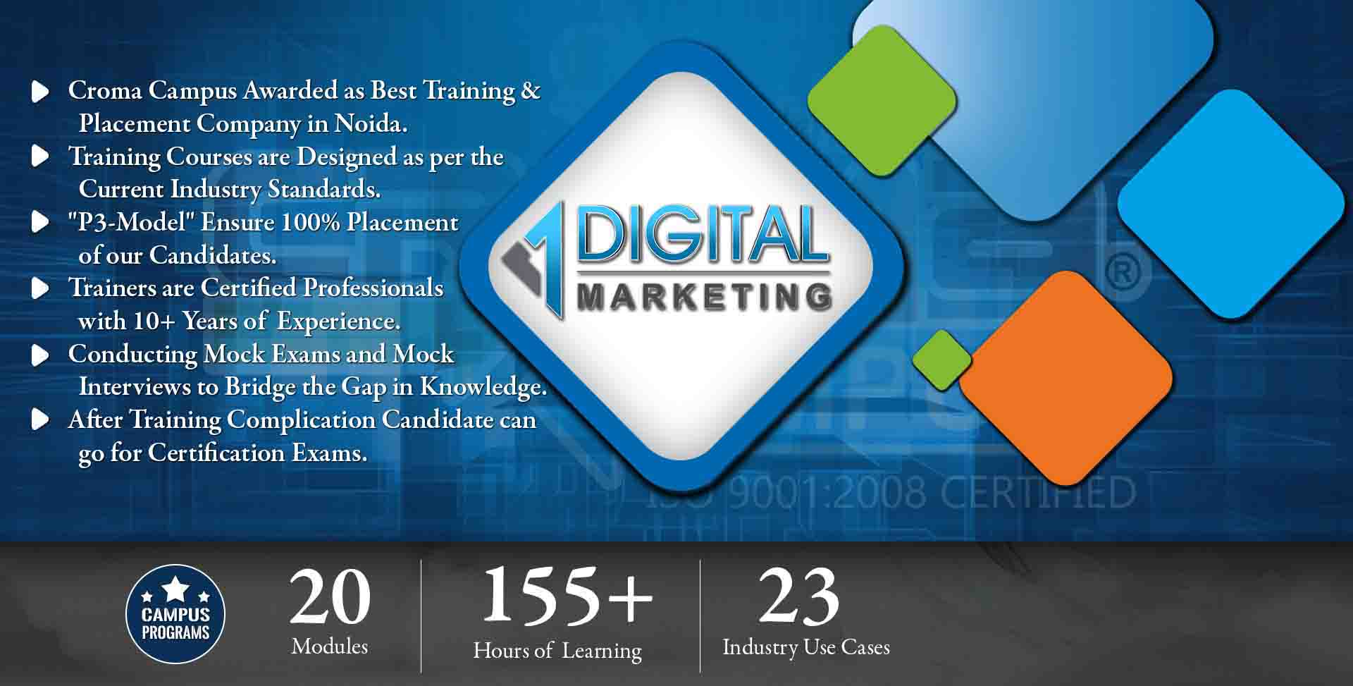 Digital Marketing Training in Noida- Croma Campus