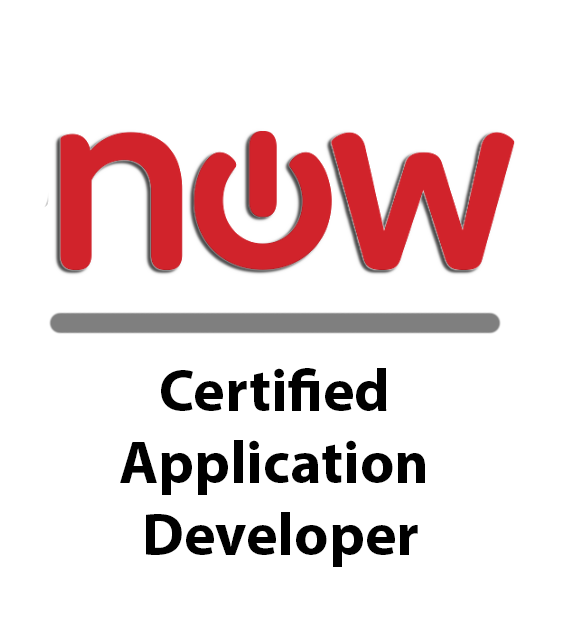ServiceNow Certified Application Developer | Croma Campus