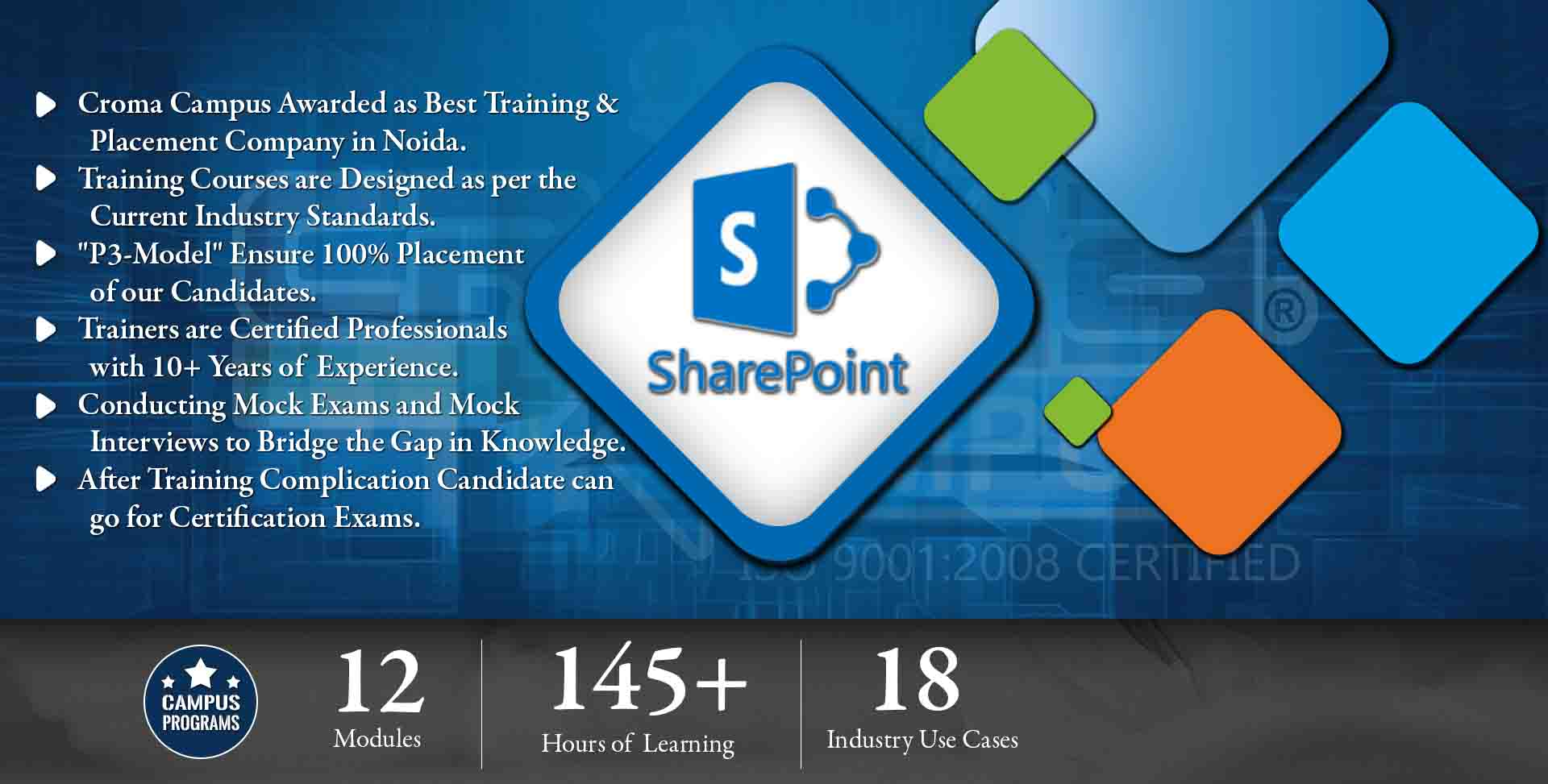 SharePoint Training in Delhi NCR- Croma Campus
