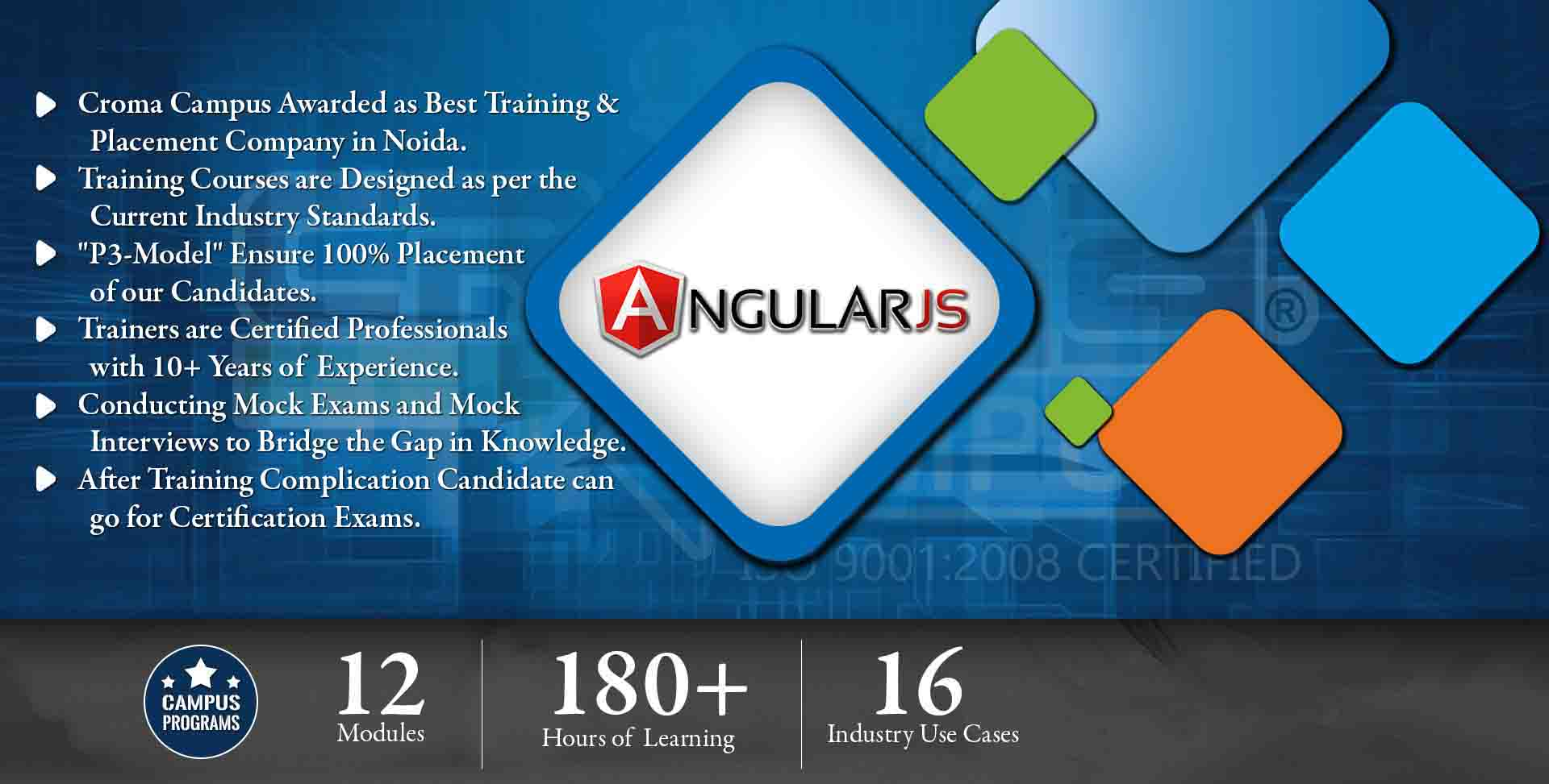 AngularJS Training in Delhi NCR- Croma Campus