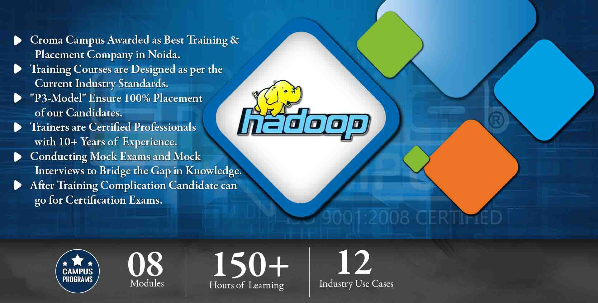 Best Hadoop Training in Noida- Croma Campus