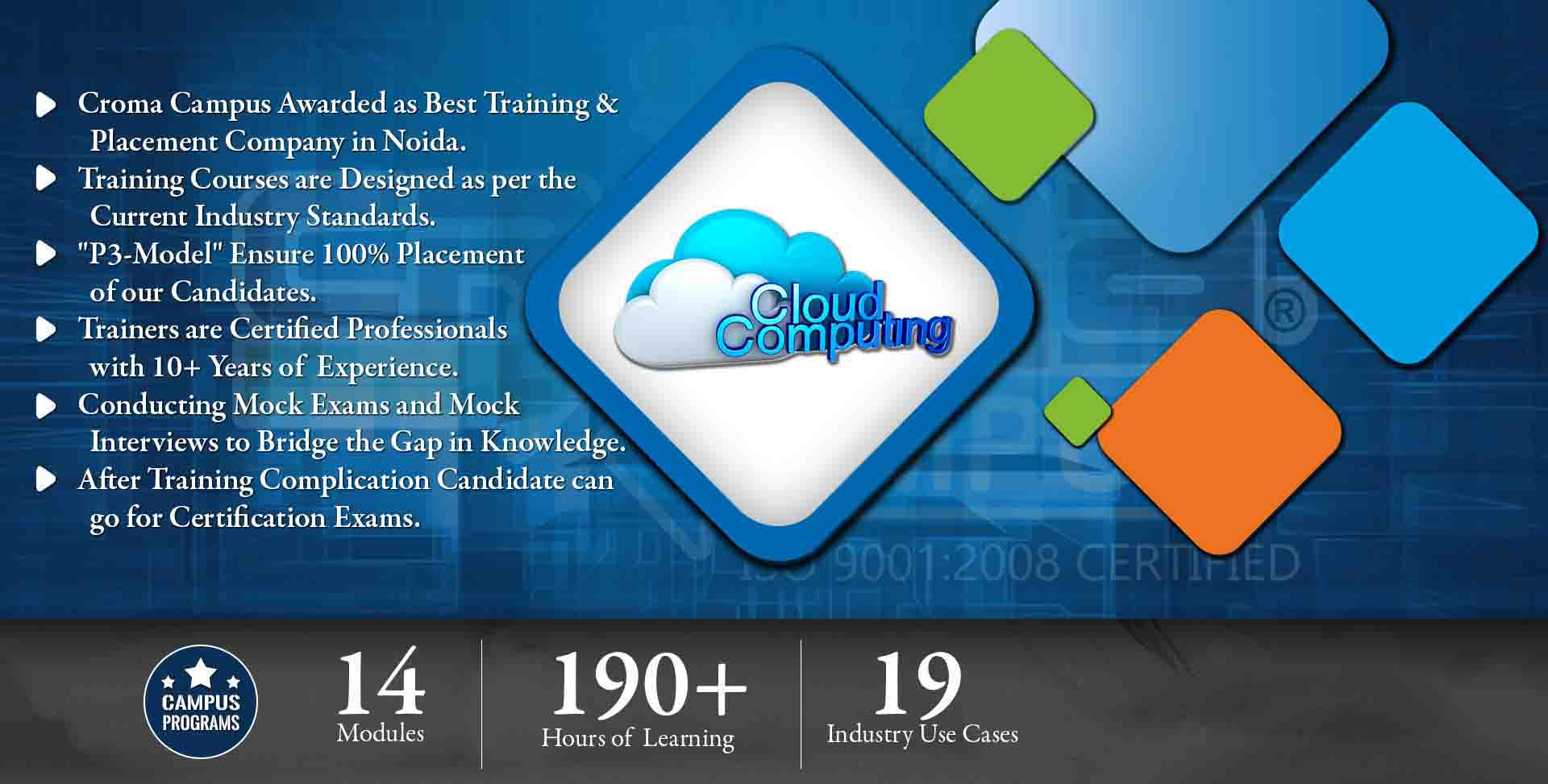 Cloud Computing Training in Gurgaon- Croma Campus