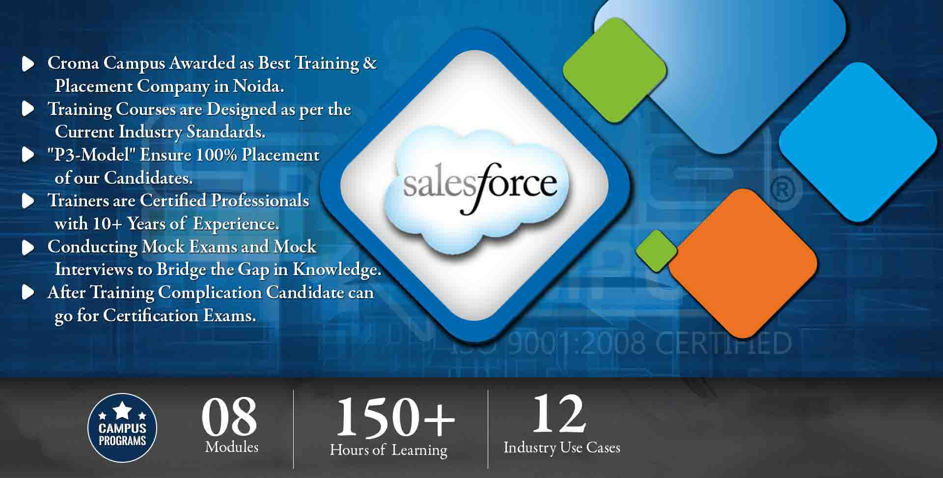 Salesforce Lightning Training in Noida- Croma Campus