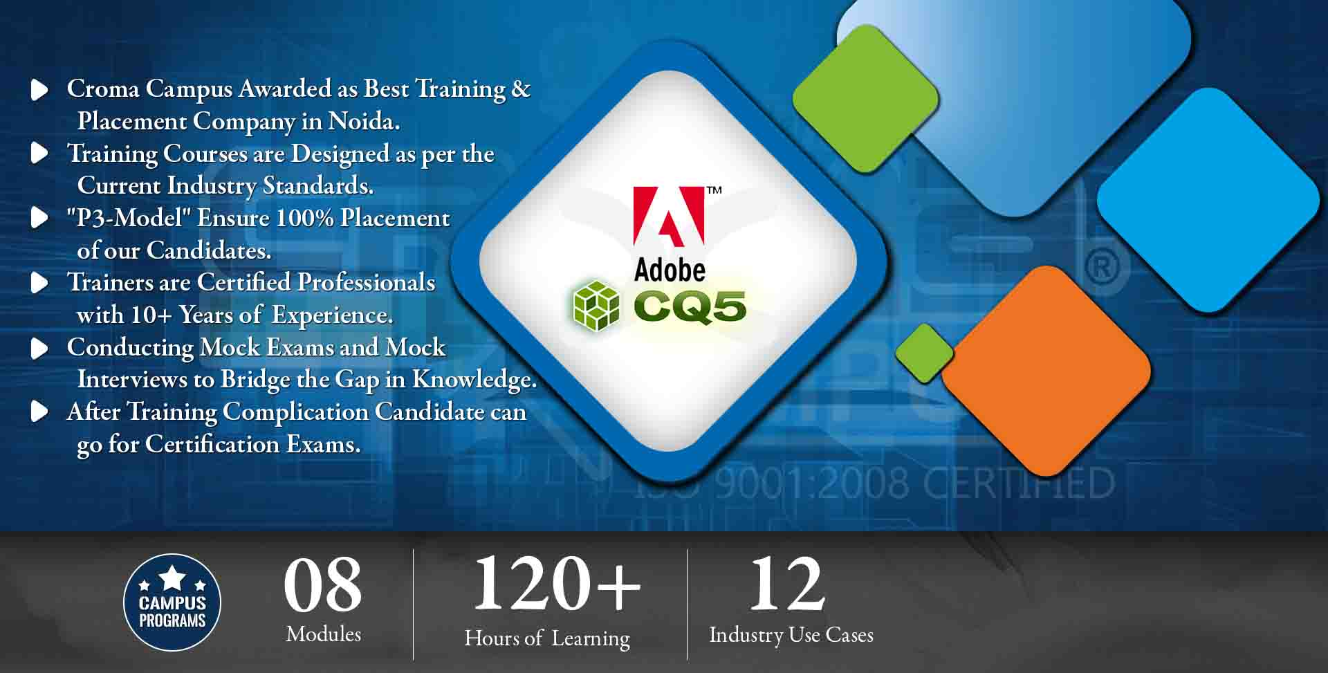 Adobe CQ5 Training in Noida- Croma Campus