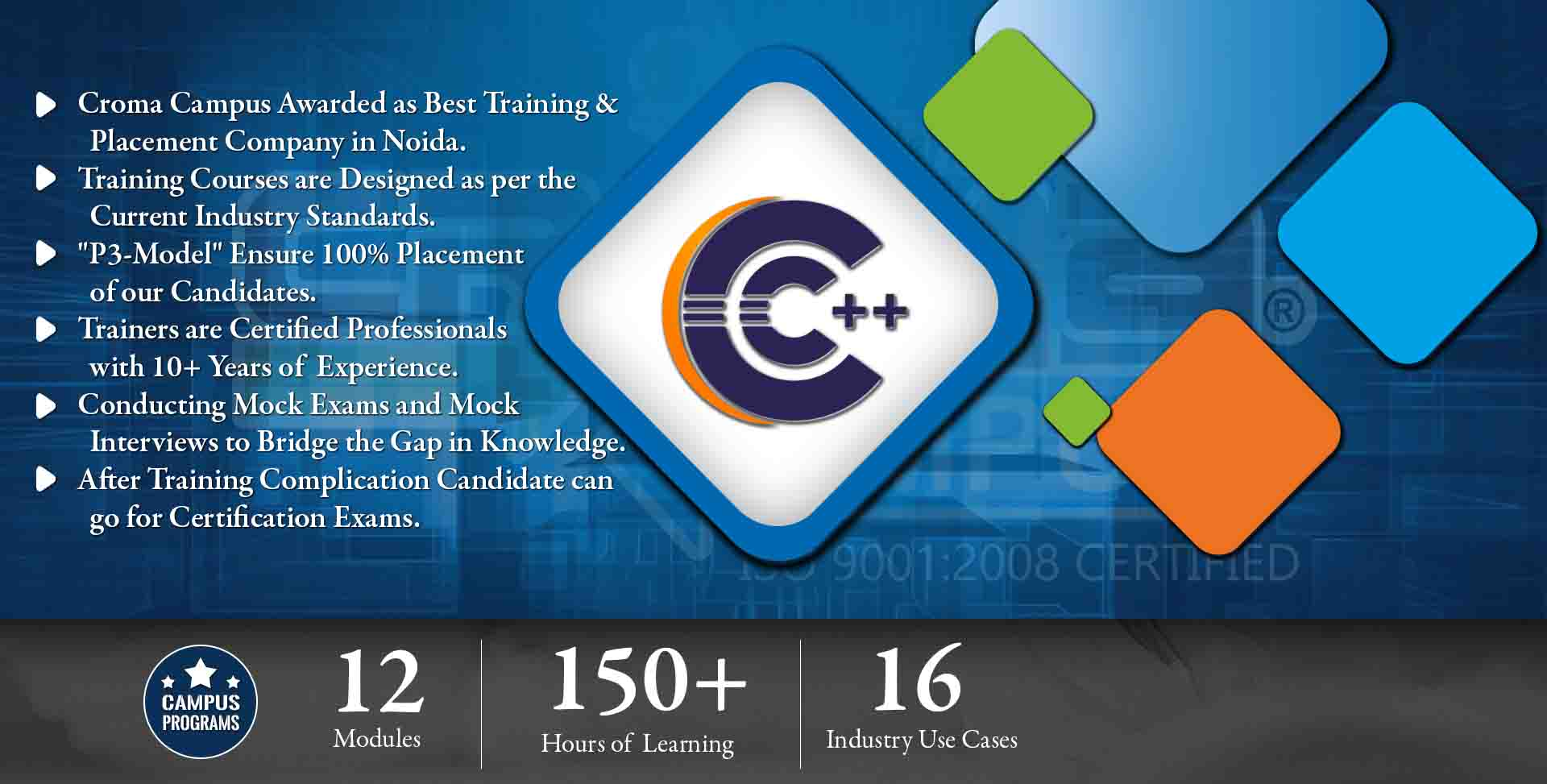 C & C++ Training in Delhi NCR- Croma Campus