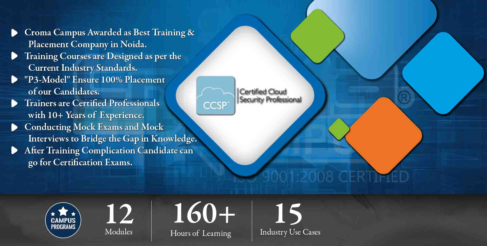 CCNP Training in Noida- Croma Campus