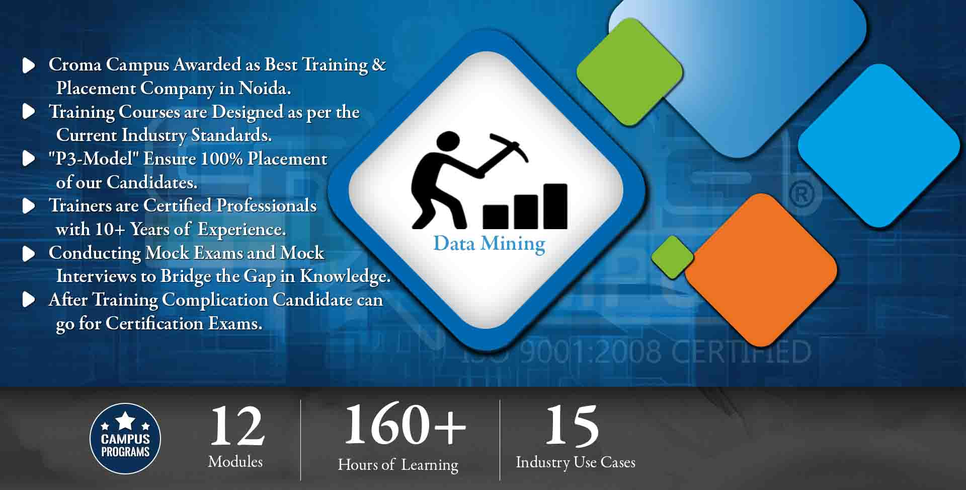 Data Mining Training in Noida- Croma Campus