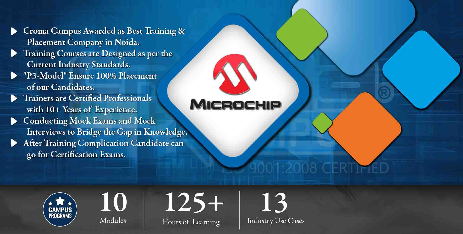 PIC Microcontroller Training in Delhi NCR- Croma Campus