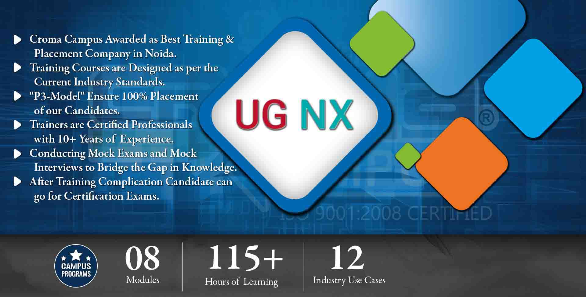 UGNX Training in Noida- Croma Campus