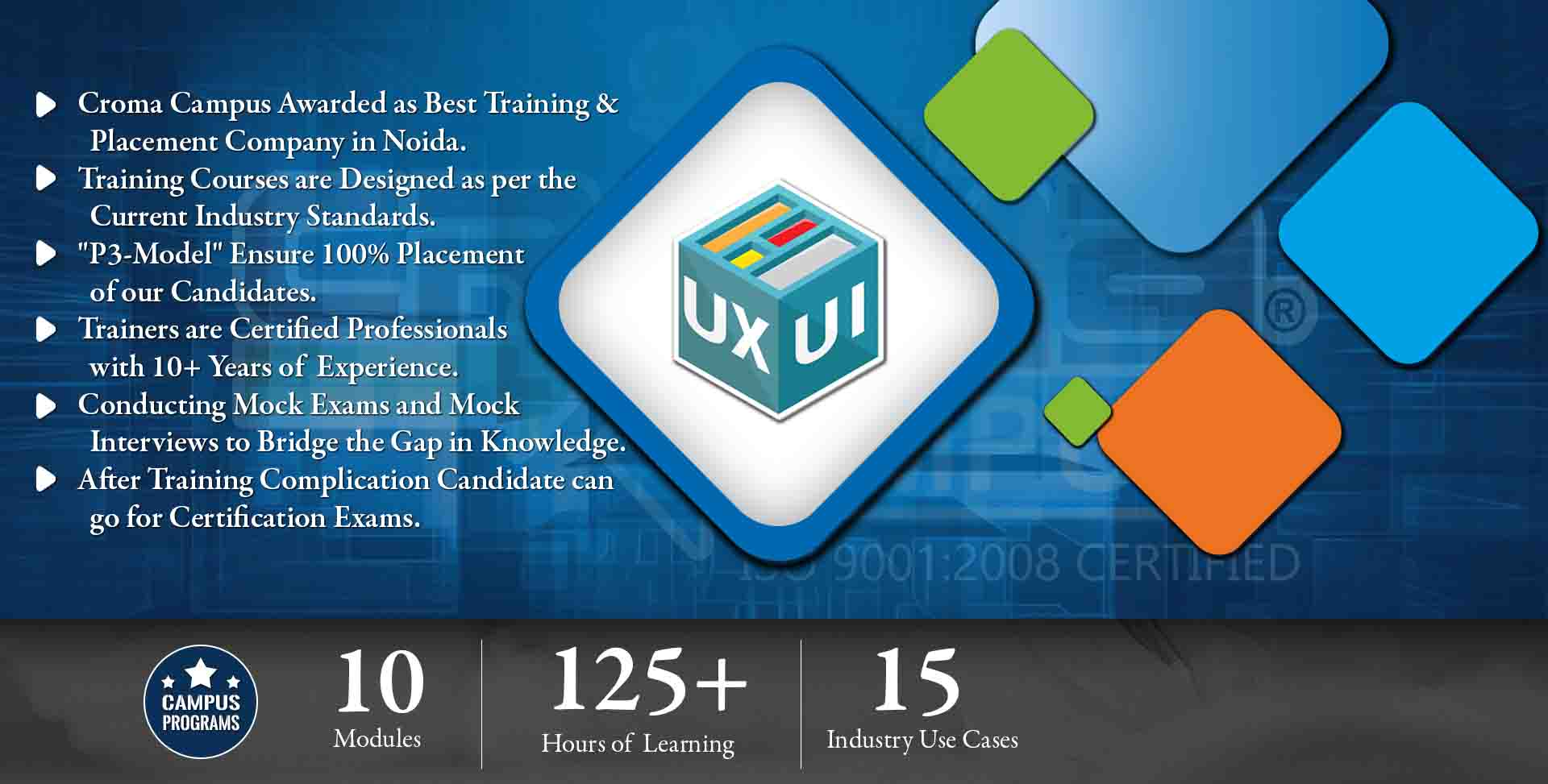 UI/UX Training in Gurgaon- Croma Campus