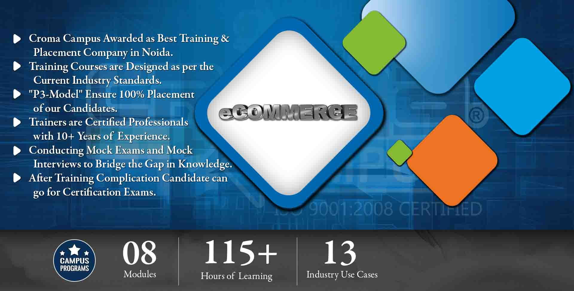 e-Commerce Marketing Training in Gurgaon- Croma Campus