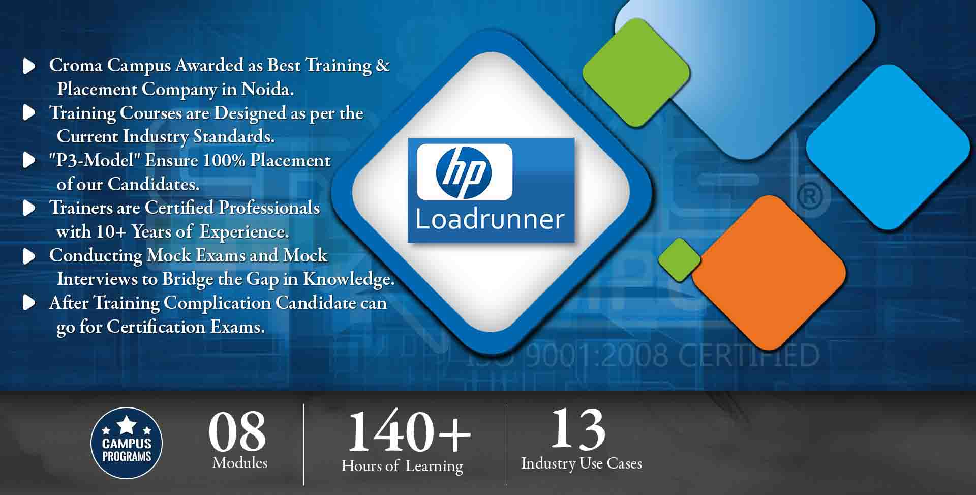 LoadRunner Training in Delhi NCR- Croma Campus