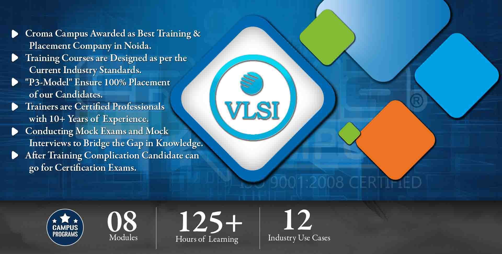 VLSI Training in Noida- Croma Campus