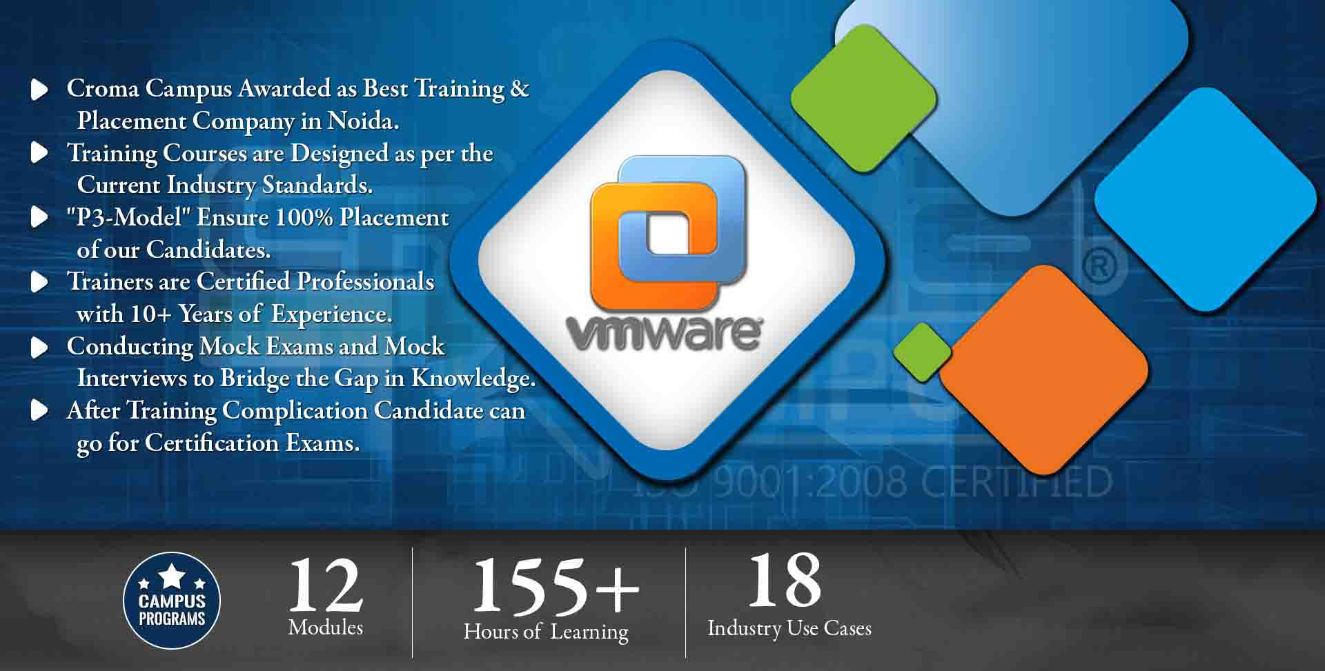 VMware Training in Delhi NCR- Croma Campus