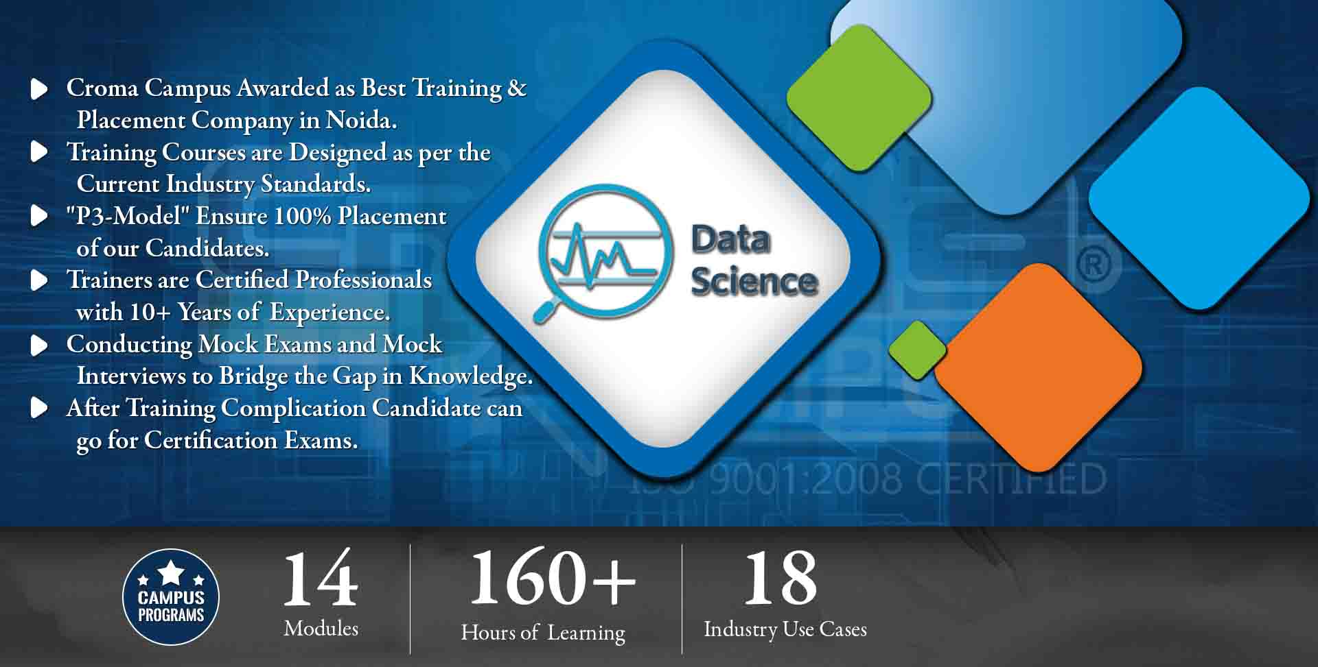 Data Science Training in Gurgaon- Croma Campus