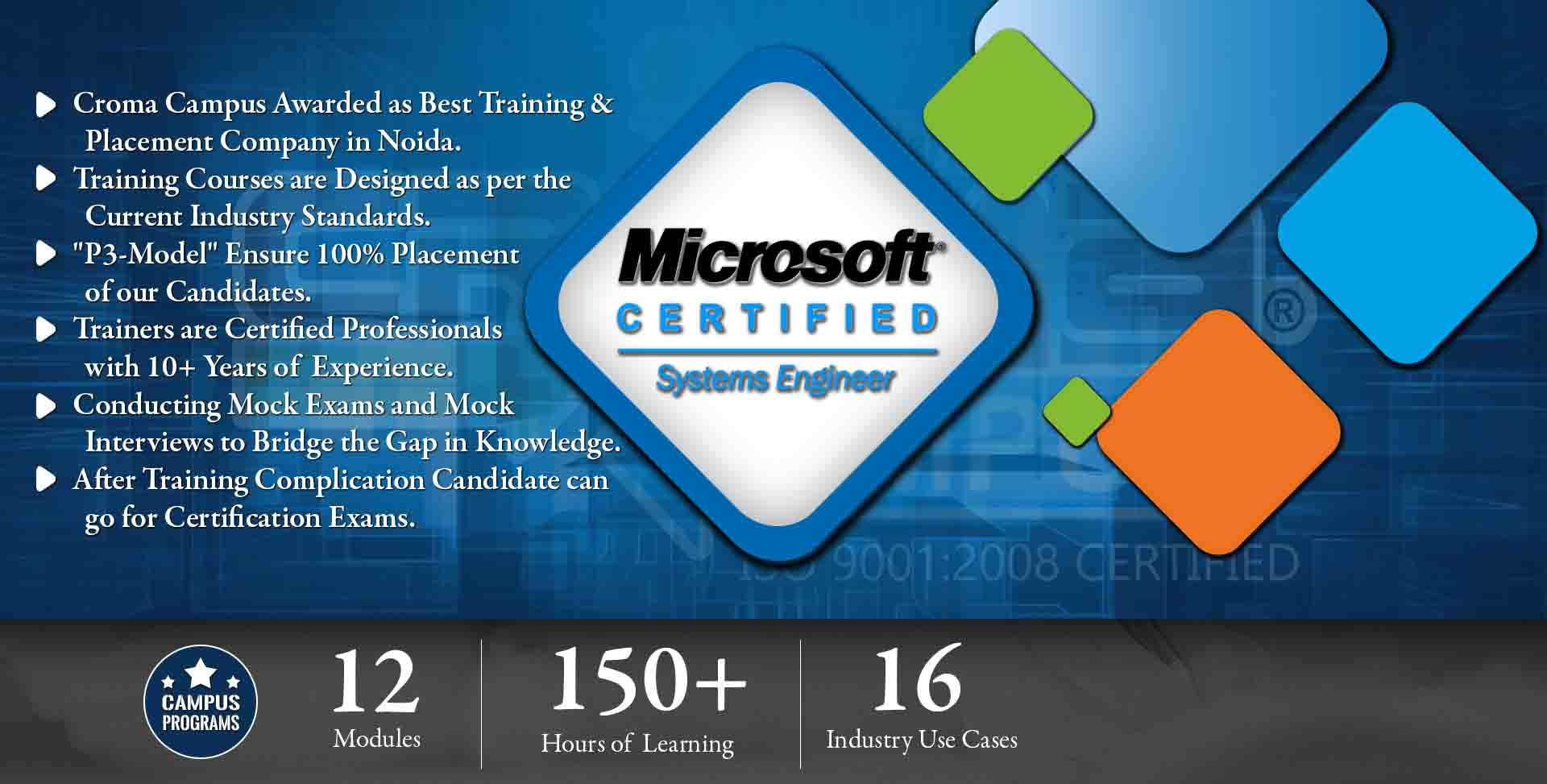 MCSE Training in Noida- Croma Campus