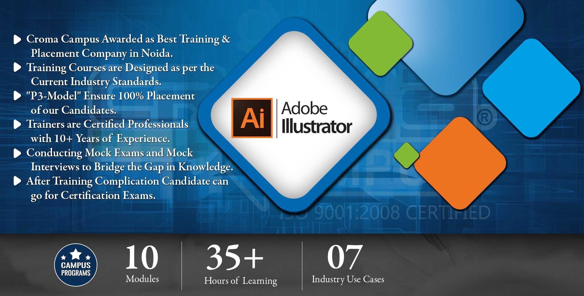 Adobe Illustrator Training in Gurgaon