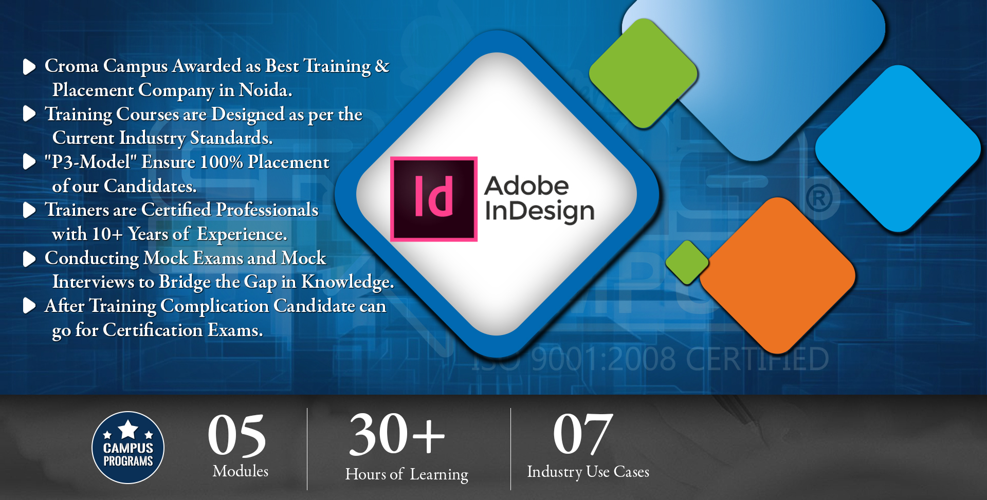 Adobe Indesign Training in Noida