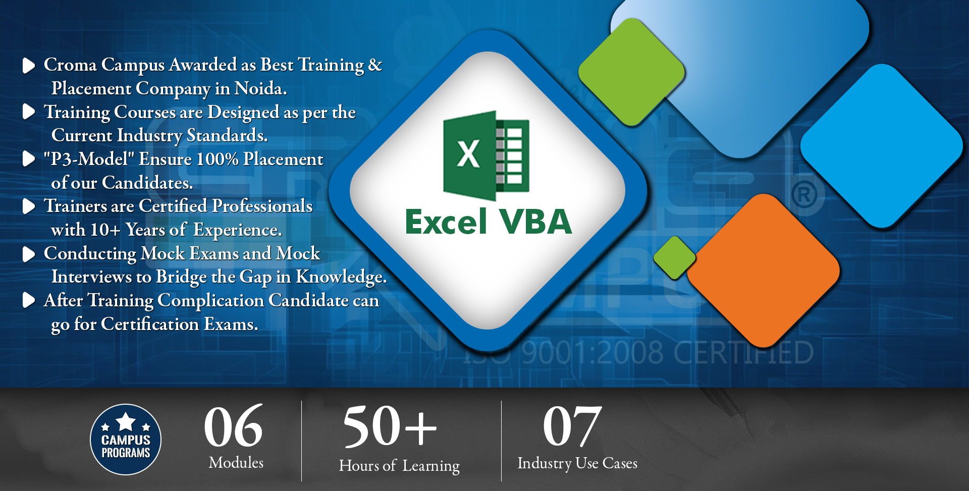 Excel VBA Training in Delhi
