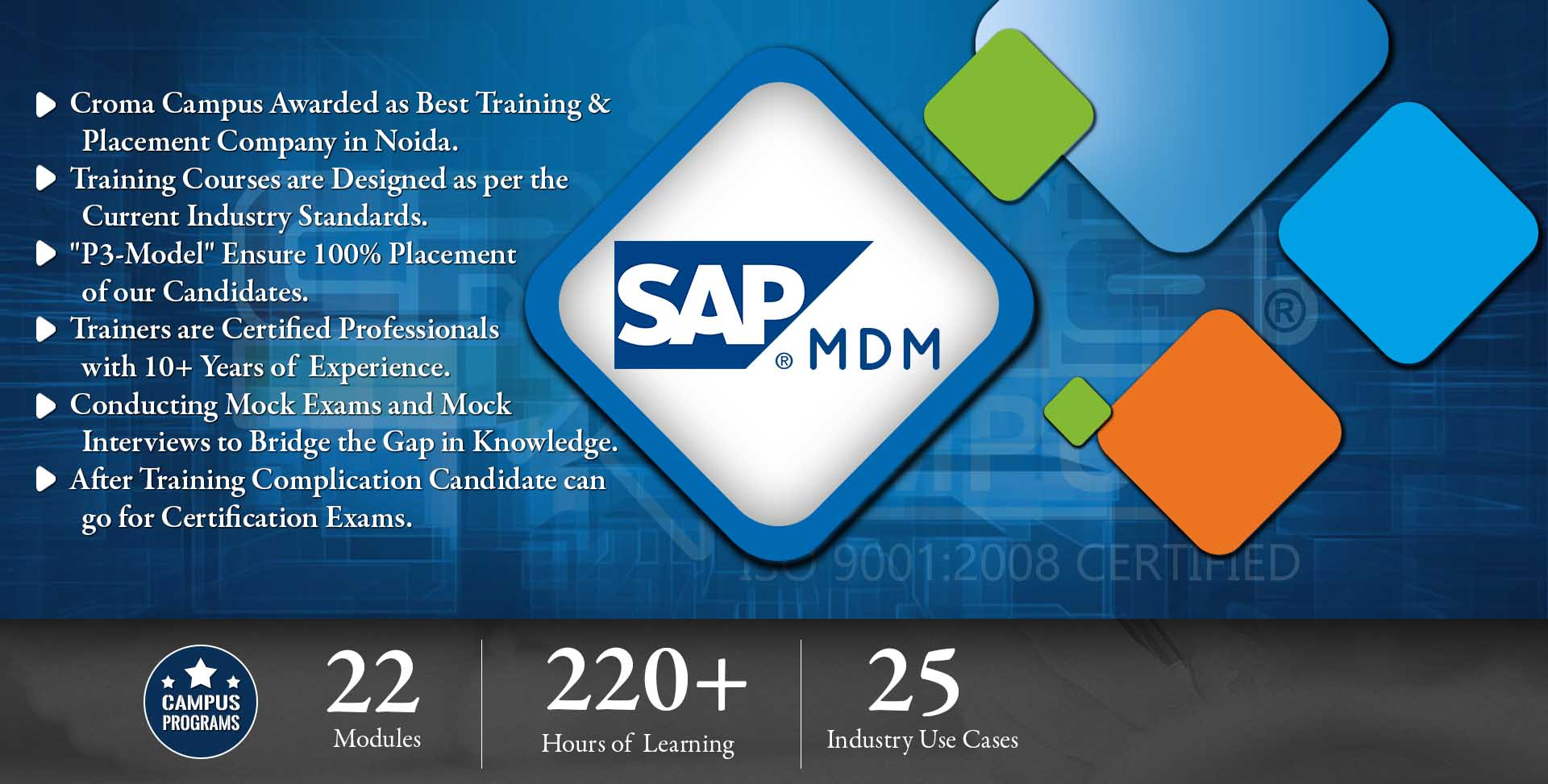 SAP MDM Training in Delhi