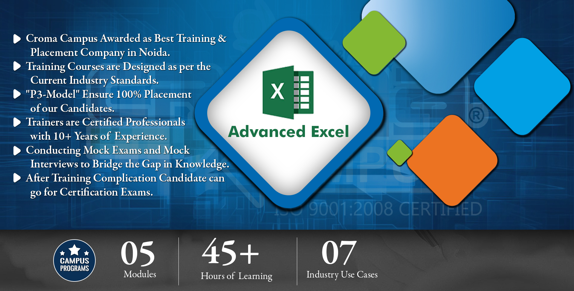 advanced excel training in noida advanced excel training institute