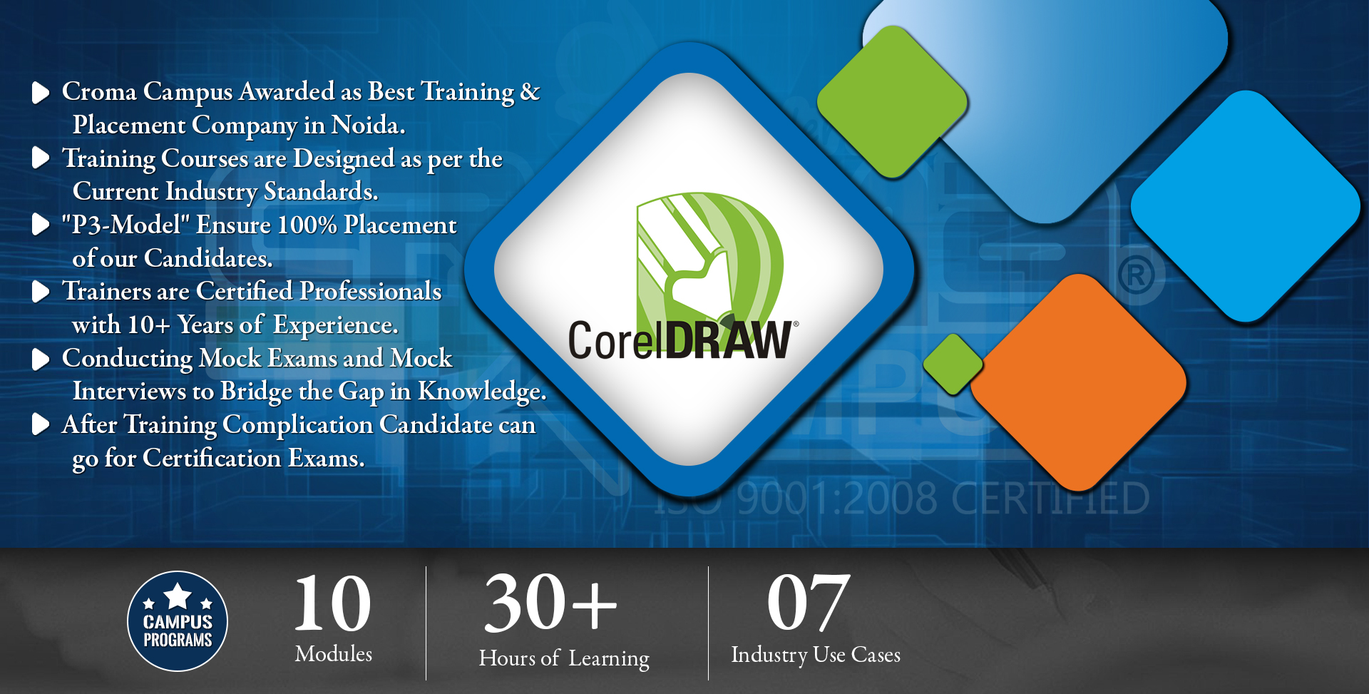 CorelDRAW Training in Delhi