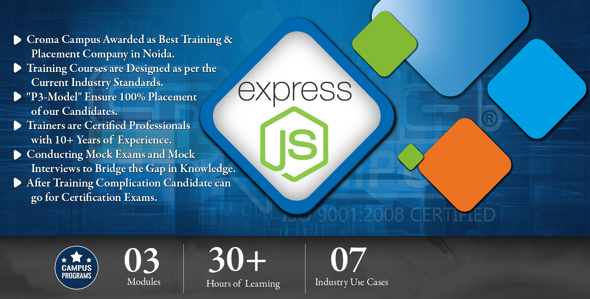 ExpressJS Training in Delhi